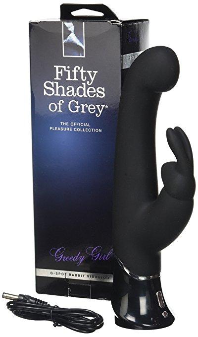 Fifty Shades of Grey Greedy Girl